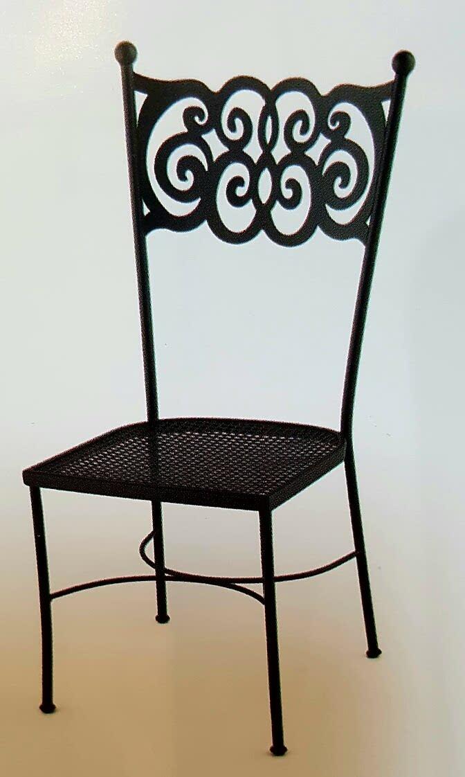 Forja decor jard n asiento con chapa met lica perforada - Chapa metalica perforada ...